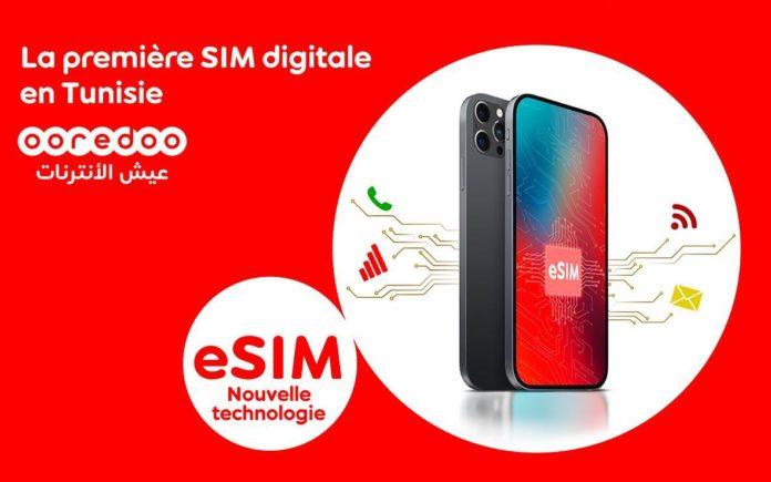 Ooredoo lance eSIM, dernière évolution de la carte SIM