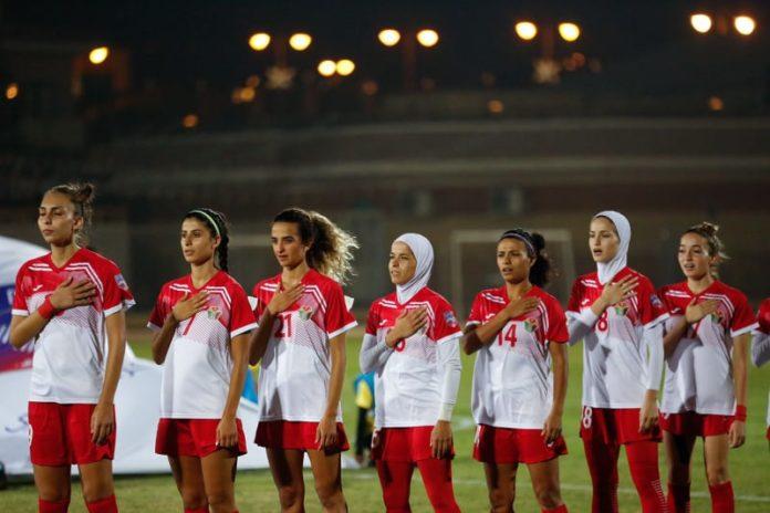 football féminin dans le monde arabe