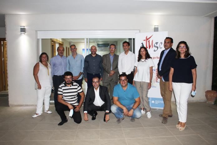 Mouna Ben Halima, nouvelle présidente de l'ATUGE
