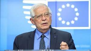 Josep Borrell en Tunisie