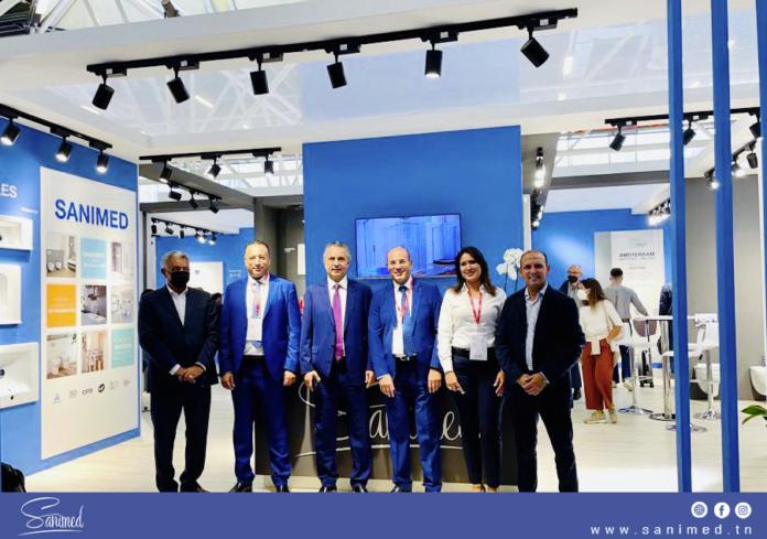 Participation Tunisienne remarquée au Salon « Le Cersaie » de Bologne