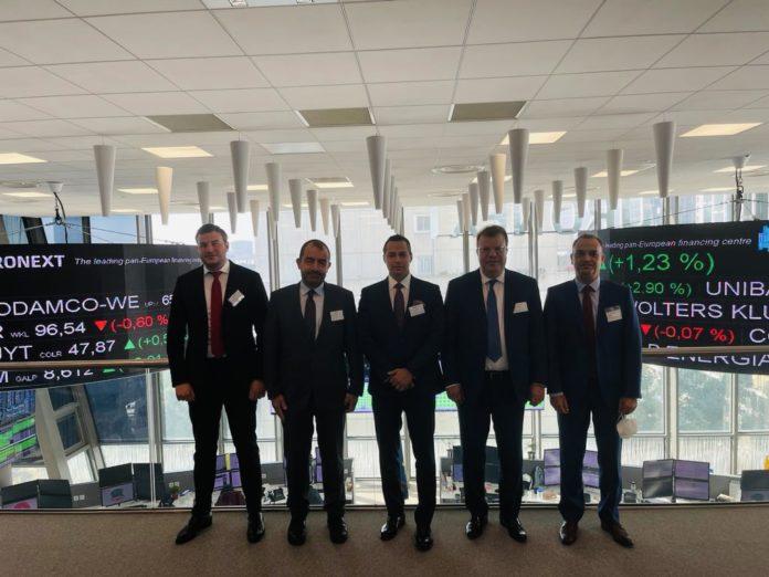 Telnet Holding reçoit la certification MSI 20000 à Paris
