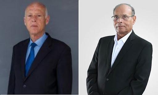 Saied appelle à poursuivre en justice Marzouki